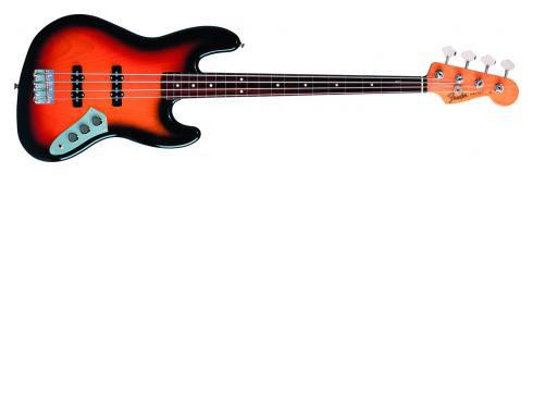 Fender Pastorius Jazz Bass Sunburst
