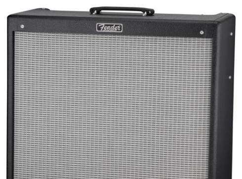 Fender Hot Rod DeVille III 212 Black