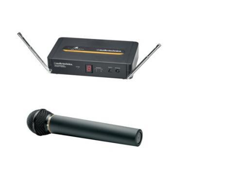 Audio-Technica ATW 702 Vocal Mikrofon-Set