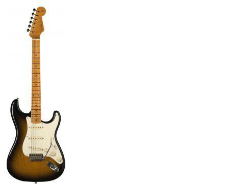 Fender Eric Johnson Strat Maple 2TS