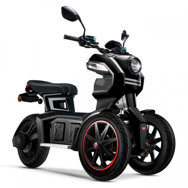 Goodyear Ego 2 Elektroroller 3-Wheel