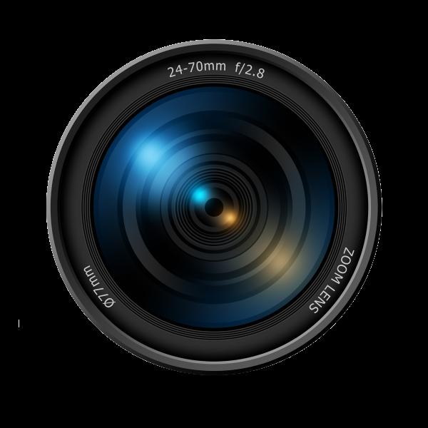 Kamera Objektiv (Platzhalter)