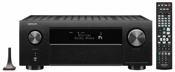 Denon AV Amplifier AVC-X 4700H Schwarz