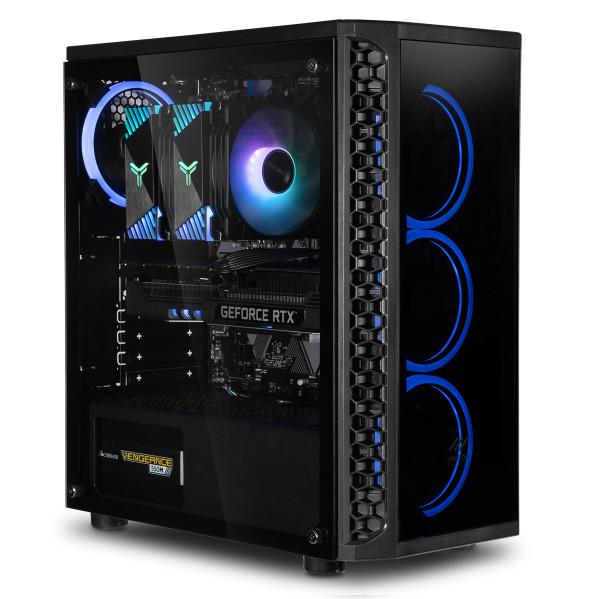 Mifcom Gaming PC Core i7-10700K - RTX 3070