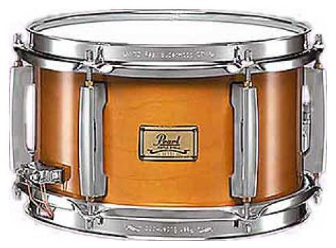 """Pearl 10""""x6"""" Piccolo Holz Snare"""