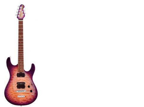 Music Man Steve Morse Y2D Purple Sunset
