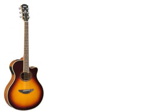 Yamaha APX700II-BS