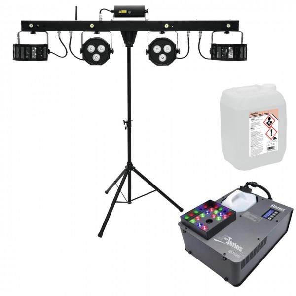 Eurolite Licht Kompaktset 2 - DJ Edition
