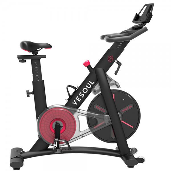 Yesoul S3 Smart Indoor Cycle Black