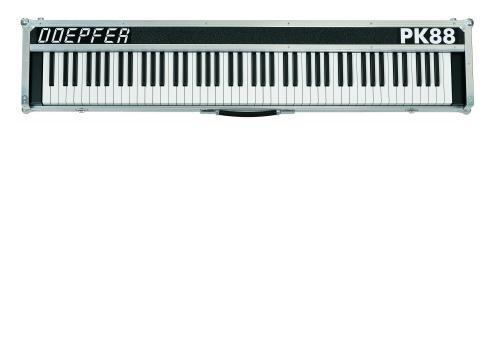 Doepfer PK88 T/GH Midi Masterkeyboard USB