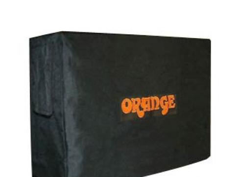 Orange 2x12 Cabinet Cover