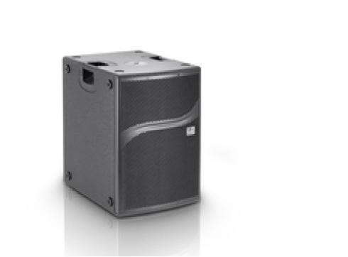 """LD Systems DDQ SUB 12"""" Pa Subwoofer mit DSP"""
