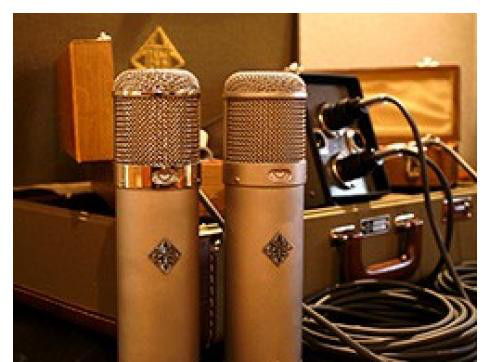 Telefunken U47/48 Studio Set