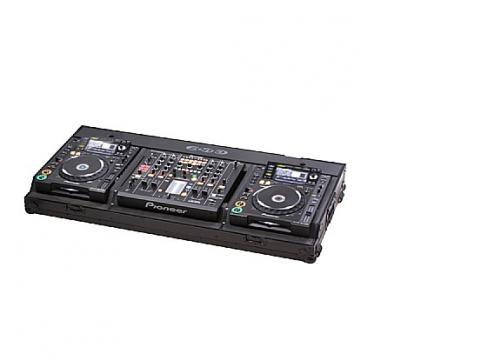 Zomo Set 2200 NSE Flightcase 2 x CDJj-2000 + 1 x DJM-2000