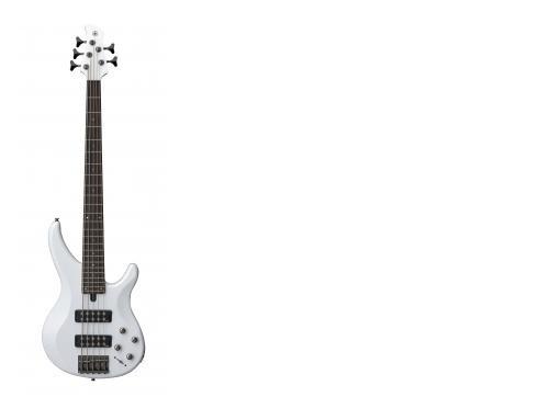 Yamaha TRBX305 White