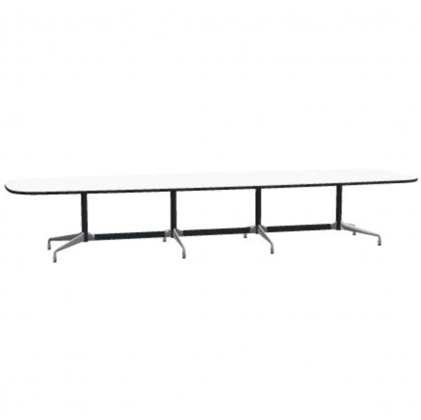 Vitra Eames Segmented Table Bootsform 4270 x 1370 mm