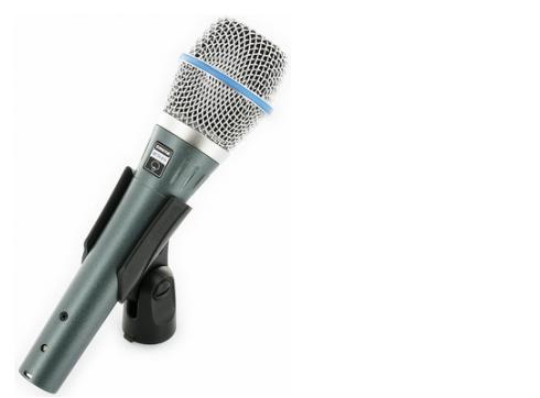 Shure Beta 87A Vocal-Mikrofon