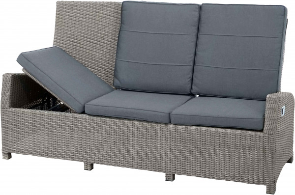 Ploß 3-Sitzer Speise-/Lounge-Sofa VIGO COMFORT