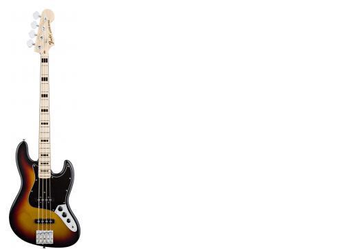 Fender Geddy Lee Jazz Bass Sunburst