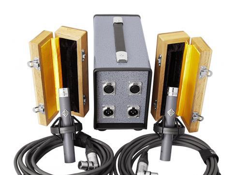 Telefunken ELA M 260 Tube Mic Stereo Set