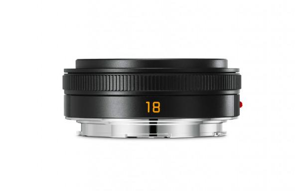 Leica Elmarit-TL 1:2.8/18 ASPH., schwarz