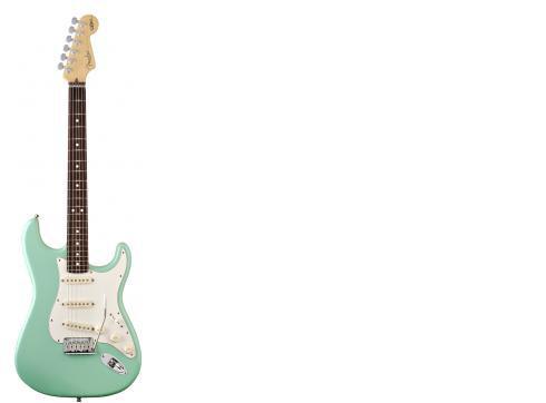 Fender Jeff Beck Strat RW SG