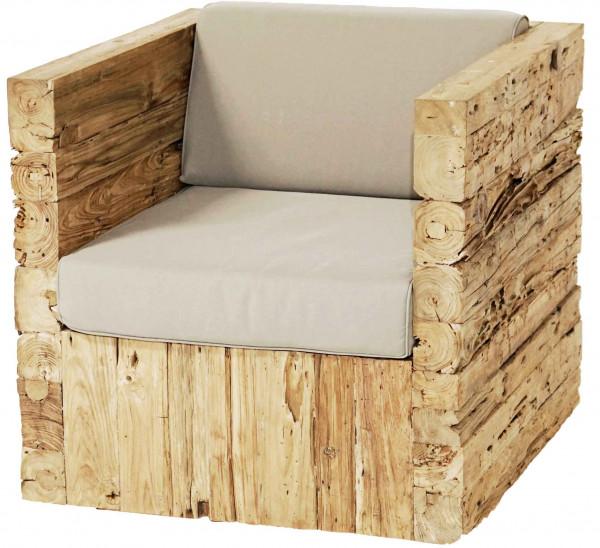 Ploß Lounge-Sessel TROPEA