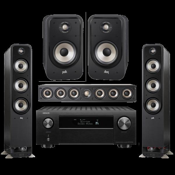 Denon Heimkino Set1 - AVC-X 4700H, S20e, S35E, S60e