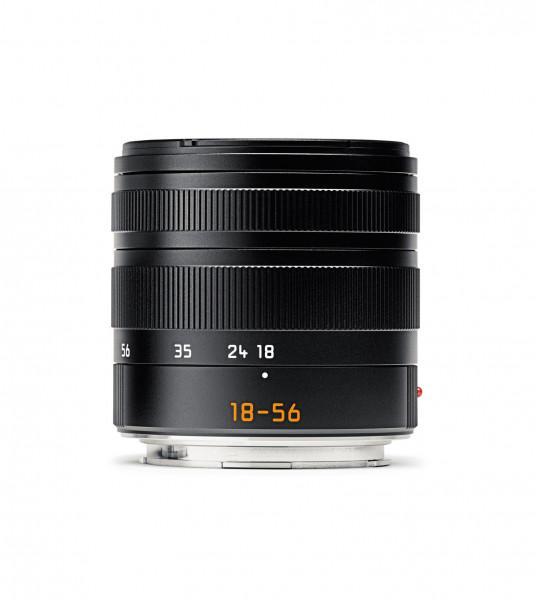 Leica Vario-Elmar-TL 1:3,5-5,6/18-56mm ASPH., schwarz eloxiert