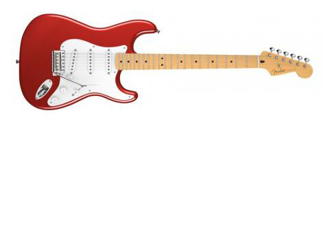 Fender Jimmie Vaughan Tex-Mex Strat MN CAR