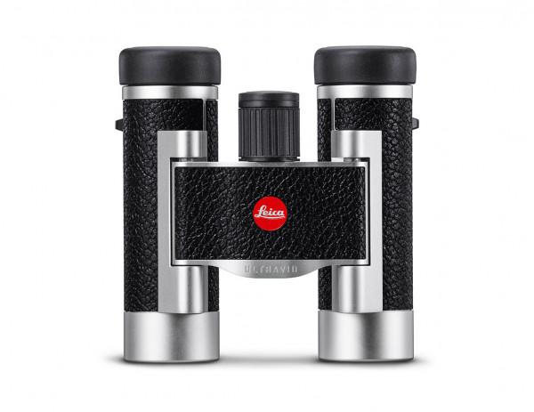 Leica Ultravid 8x20 beledert, silber