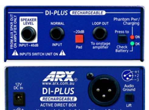 ARX DI-Plus