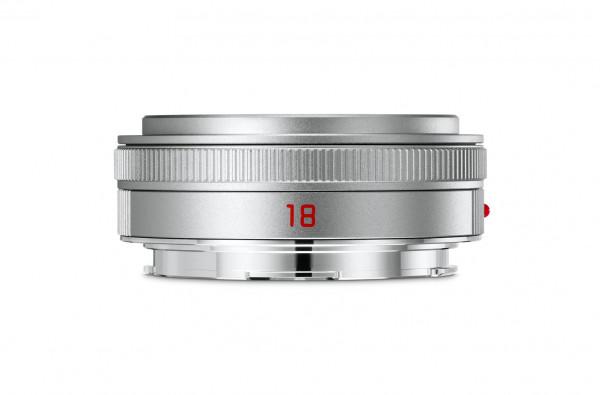 Leica Elmarit-TL 1:2.8/18 ASPH., silbern