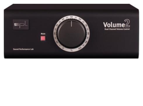 SPL Volume 2 black