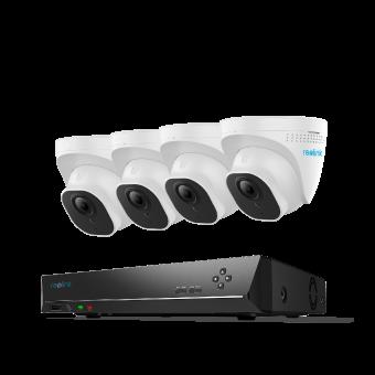 Reolink RLK8-520D4 8-Kanal PoE Überwachungssystem