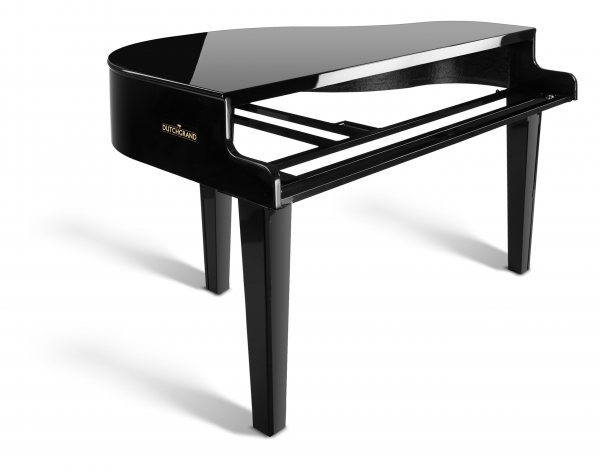Dutchgrand Grand Piano Shell schwarz