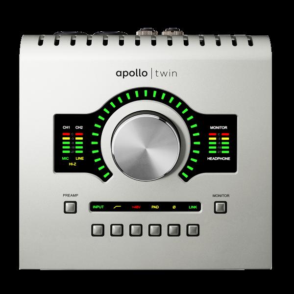 Universal Audio Apollo Twin USB Duo - Heritage Edition