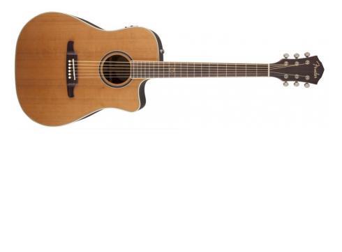 Fender F-1030SCE Natur