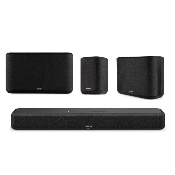 DENON HOME Soundbar 550 black
