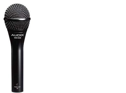 Audix OM3 S Gesangsmikrofon mit Schalter