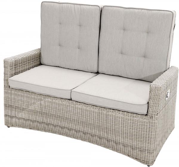 Ploß 2-Sitzer Speise-/Lounge-Sofa SAHARA COMFORT