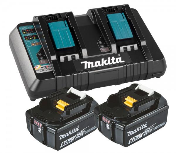 Makita 199484-8 Power Sourch Kit 18V 6Ah