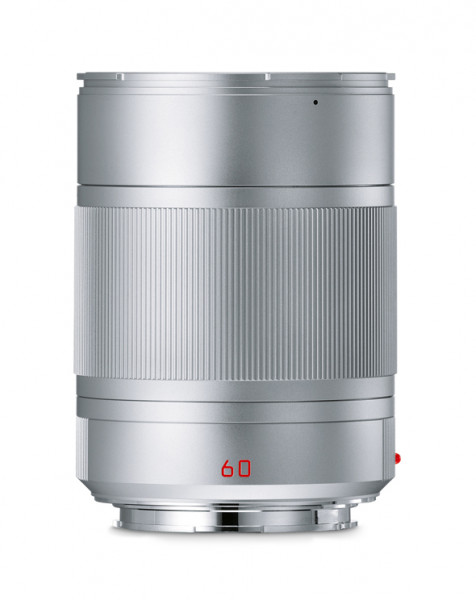 Leica APO-Macro-Elmarit-TL 1:2,8/60mm ASPH., silbern eloxiert