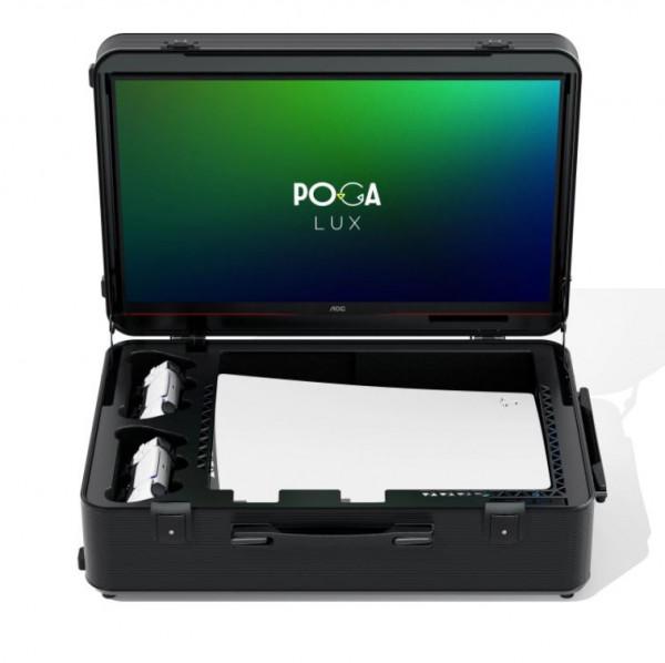 Indi Gaming POGA Lux Black für PS5