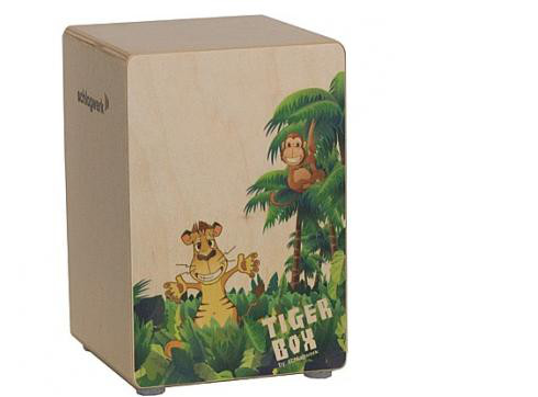 Schlagwerk Cajon Tiger Box Cp 400