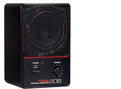 Fostex 6301BX Aktivmonitor