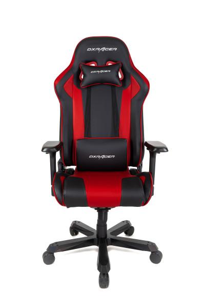 DXRacer King Gaming Stuhl OH-KA99-NR schwarz-rot