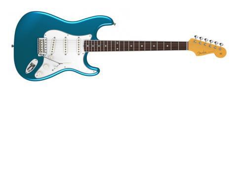 Fender Eric Johnson Strat RW LAF