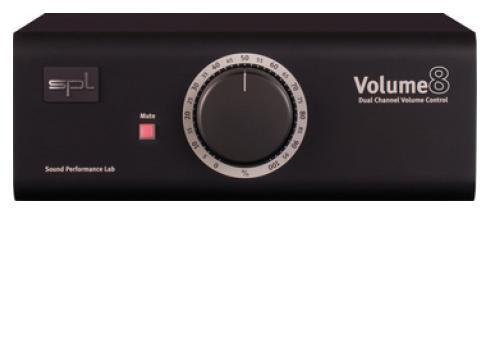 SPL Volume 8 black