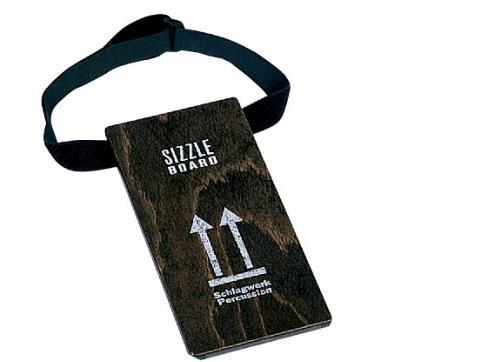 Schlagwerk Siz10 Sizzle Board schwarz/ silber